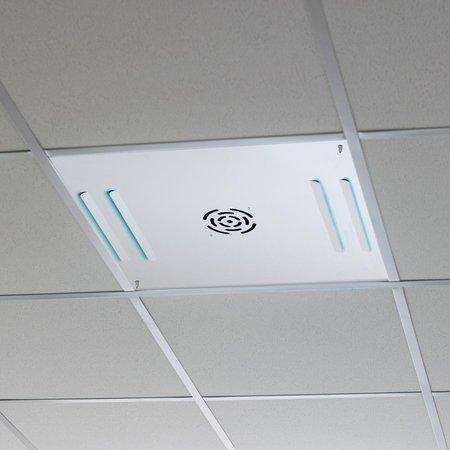 Airfixr Airfixr Panel luchtreiniger voor in systeemplafonds - wit