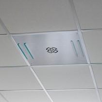 Panel luchtreiniger voor in systeemplafonds - RVS