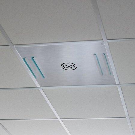 Airfixr Airfixr Panel luchtreiniger voor in systeemplafonds - RVS