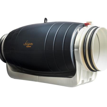 Whisper 'Gold Line' buisventilator - Ø150mm - EC-motor