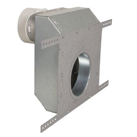Vent-Axia Vent-Axia Uniflexplus + wand-ventielcollector - 1x Ø90mm