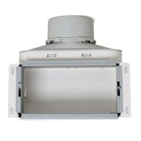 Vent-Axia Vent-Axia Uniflexplus + wandollector - 1x Ø90mm - boven aansluiting