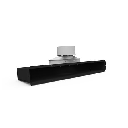 Vent-Axia Vent-Axia Uniflexplus + lijncollector - 1x Ø90mm