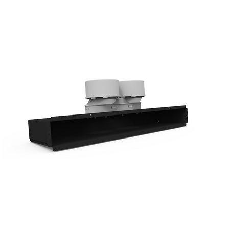 Vent-Axia Vent-Axia Uniflexplus + lijncollector - 2x Ø90mm