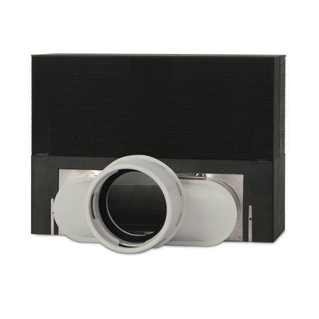 Vent-Axia Vent-Axia Uniflexplus + vloercollector - 1x Ø90mm