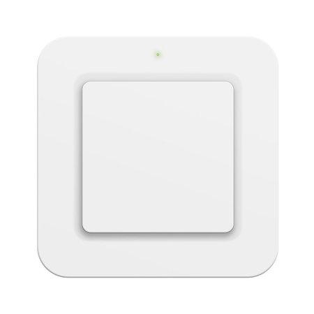 Pro-Remote Draadloze wandschakelaar enkelvoudig/dubbel - opbouw