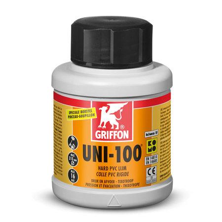 Griffon UNI-100 PVC lijm 250ml