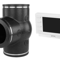 Set vraaggestuurd ventileren op basis van klok-sturing