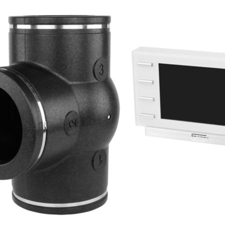 Brink Brink Brink Set vraaggestuurd ventileren op basis van klok-sturing