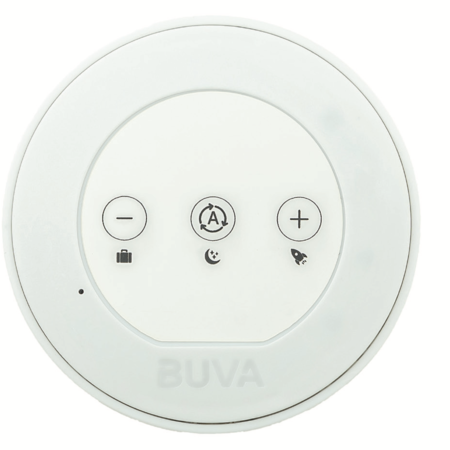 Buva Buva Q-Stream evolution inclusief RF bediening
