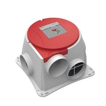 Stork Comfofan S CO2 + Vochtsensor woonhuisventilator