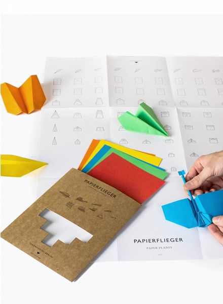 Fundamental PAPERPLANE Set
