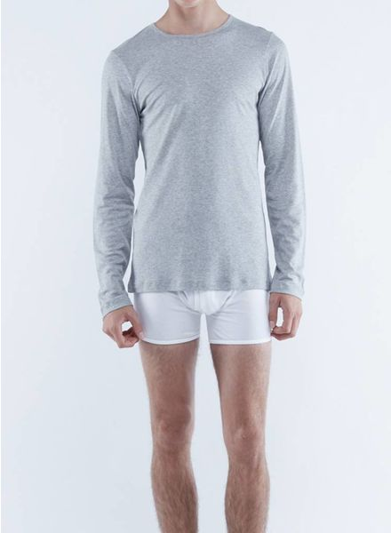 The White Briefs EARTH Longsleeve