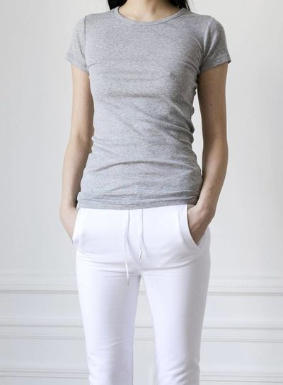 The White Briefs AMARANTH  T-Shirt