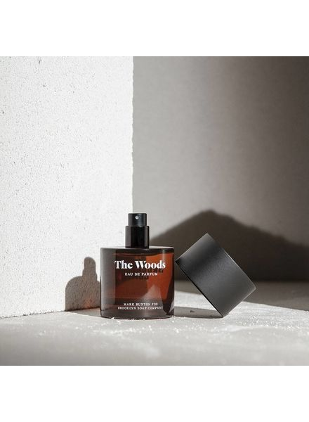 Brooklyn S. C. THE WOODS Eau de Parfum