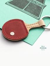 Herr Pong PING PONG Anhänger