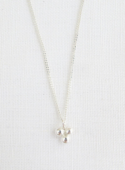 Wild Fawn TRIPLE DOT Necklace