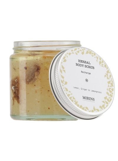 Mirins RECHARGE Body Scrub