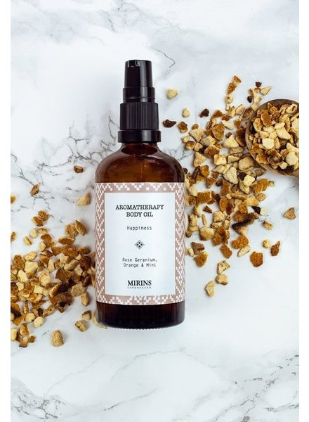 HAPPINESS Body Oil
