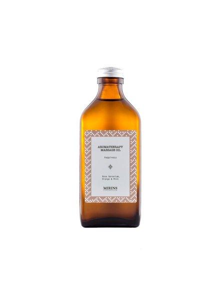 Mirins HAPPINESS Massage Oil