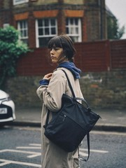 Walk With Me LONDON Tote Backpack