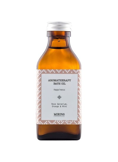 Mirins HAPPINESS Bath Oil