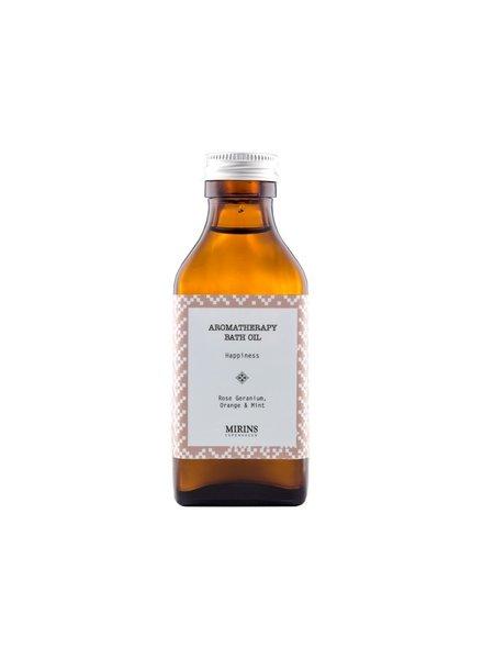 Mirins HAPPINESS Bath Oil