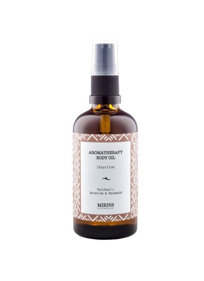 Mirins INTUITION Body Oil