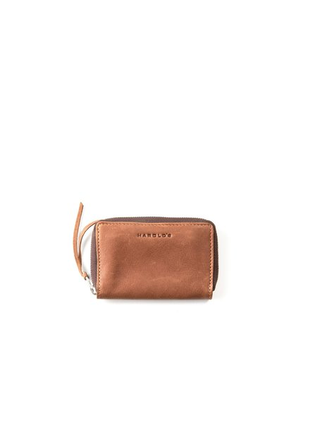 Harolds SOFT WALLET Zip Small