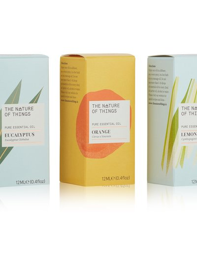 THE NATURE OF THINGS FRESHEN UP Gift Set