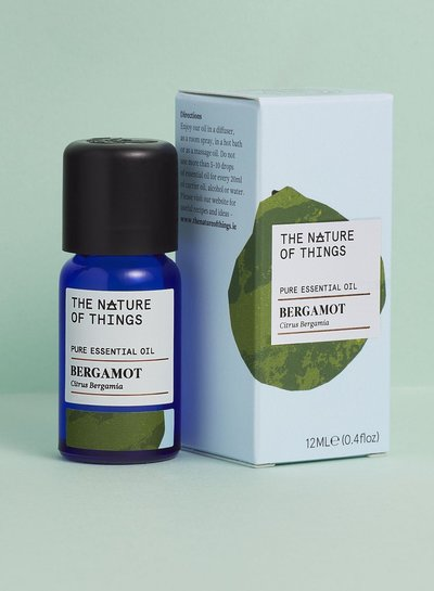 THE NATURE OF THINGS BERGAMOT Essential Oil