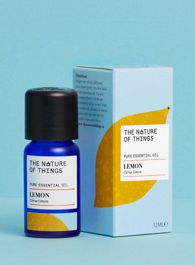 NATURE OF THINGS LEMON Essential Oil