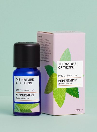 THE NATURE OF THINGS PEPPERMINT Essential Oil