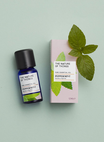 NATURE OF THINGS PEPPERMINT Essential Oil