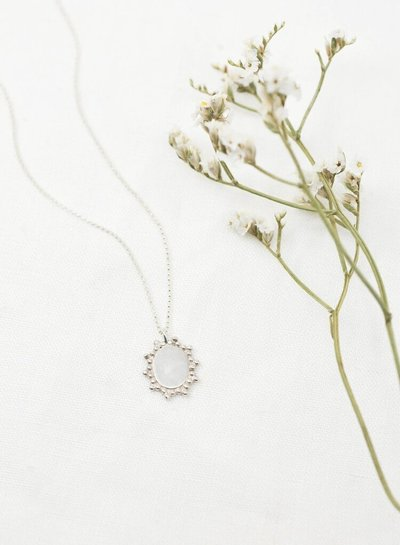 Wild Fawn FILIGREE Medallion Necklace