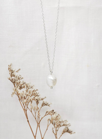 Wild Fawn PEARL Necklace