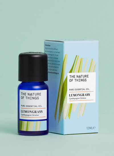 NATURE OF THINGS LEMONGRASS Essential Oil