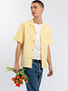 BOWLING Shirt I Lemon Yellow