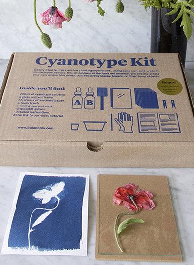 CYANOTYPE DIY-Kit