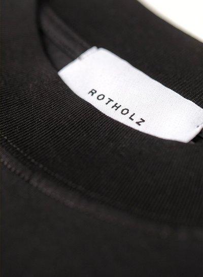ROTHOLZ BIG COLLAR T-Shirt