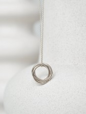Wild Fawn RUSSIAN RING Necklace