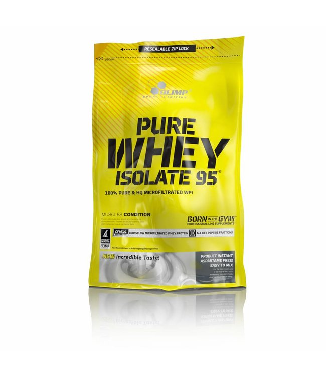 OLIMP NUTRITION Whey protein isolate 95
