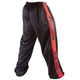 Gorilla Wear Track Pants - Black/Red