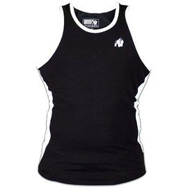 Gorilla Wear Stretch Tank Top - Black