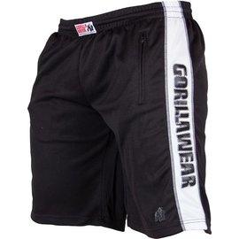 Gorilla Wear Track Shorts - White