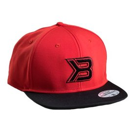 Better Bodies Flat Bill Cap - Red