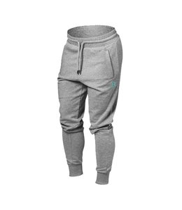 BETTER BODIES Jogger Sweatpants - Grey Melange