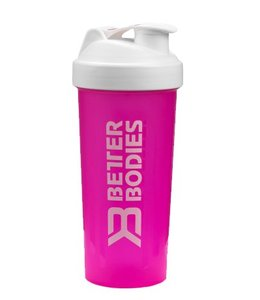 BETTER BODIES Fitness Shaker - Hot Pink