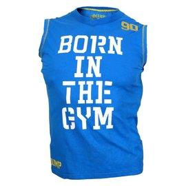 Olimp Live & Fight Reborn Sleeveless Tee Shirt - Blue