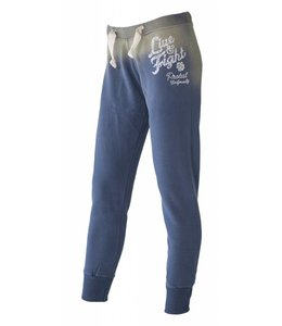 OLIMP LIVE & FIGHT Ladies Pants Red Rose - Navy
